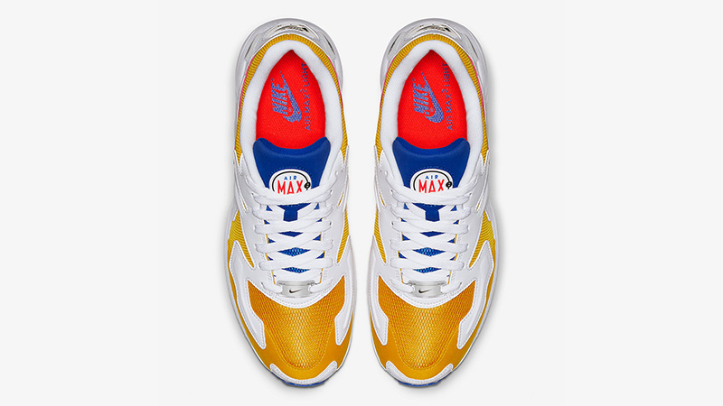 Nike Air Max 2 Light Gold White AO1741-700 02