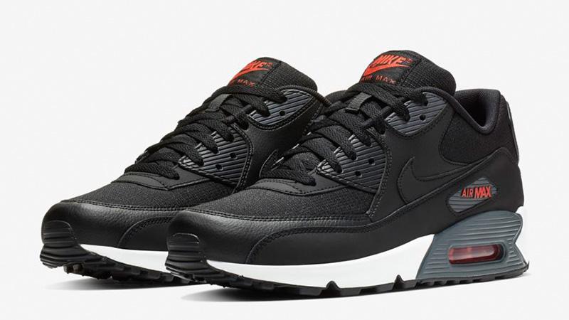 Nike Air Max 90 NS SE Black Red