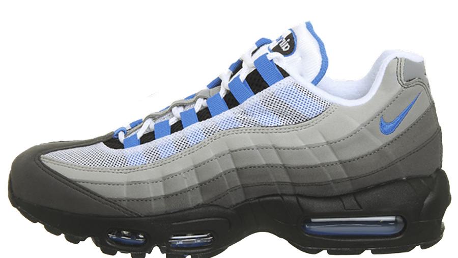Nike Air Max 95 Blue Granite   Where To Buy   AT8696-100   The ...