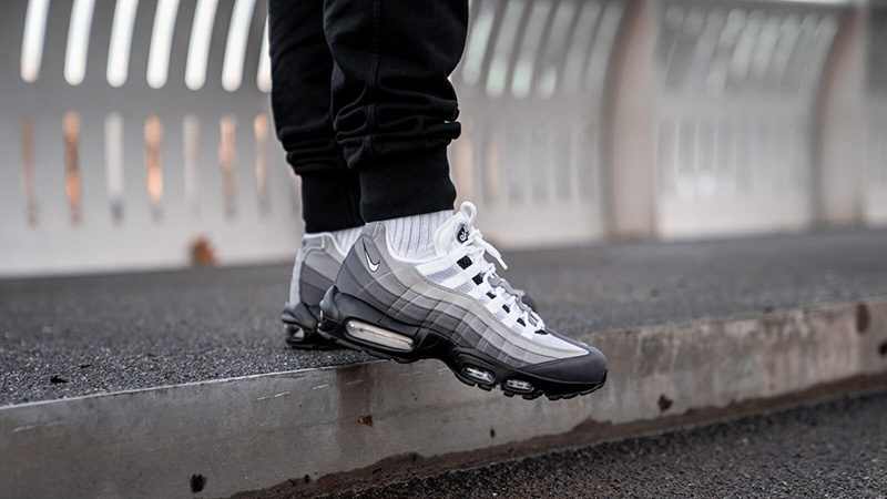 Nike Air Max 95 OG Black Granite