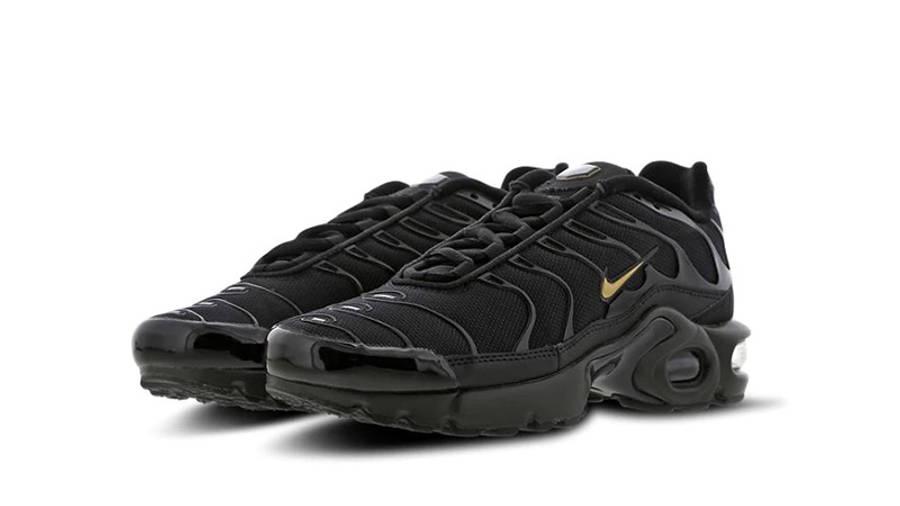 Nike TN Air Max Plus GS Black Gold