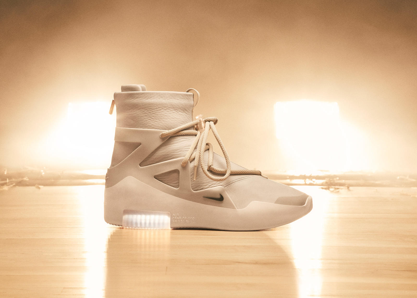 Unboxing The Nike Air Fear Of God 1