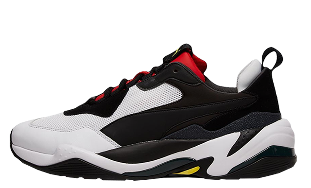 PUMA Thunder Spectra Black Red | 367516-07