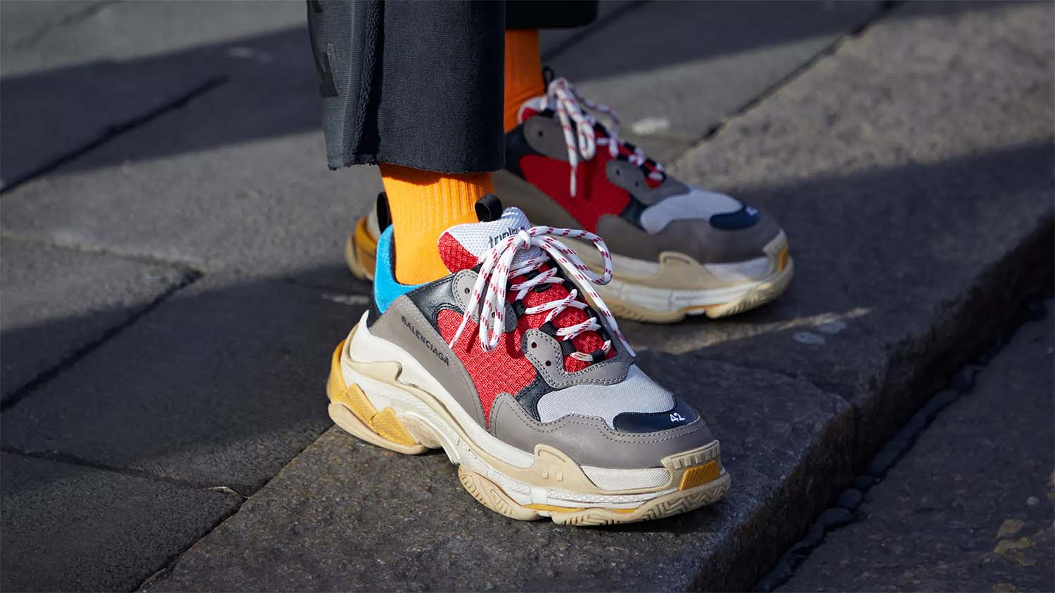 Will The Chunky Sneaker Trend Still Be