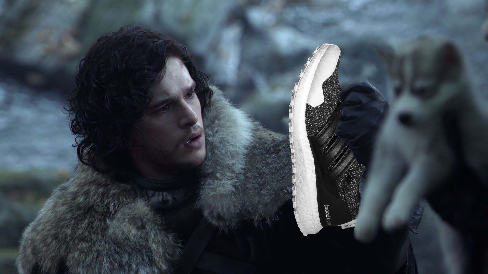 Game of Thrones adidas Ultra Boost Nights Watch Release Date