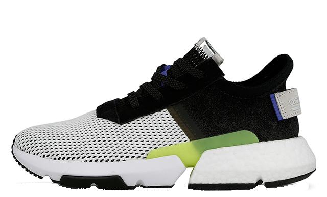 adidas POD S3 1 Black Gtey CG5947