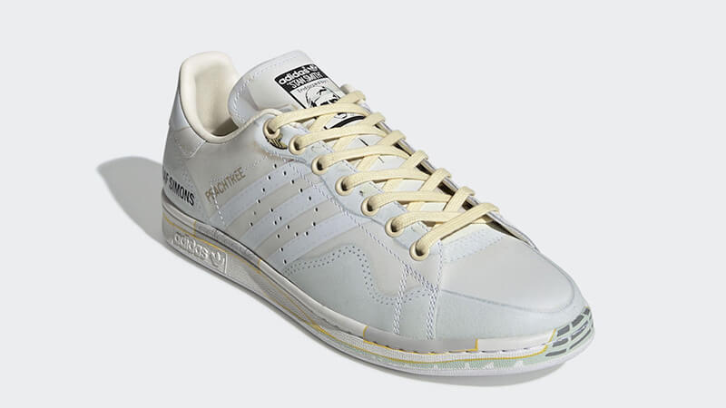 shopping fantastic savings reputable site adidas Raf Simons Peach Stan Smith White - Where To Buy - EE7952 ...