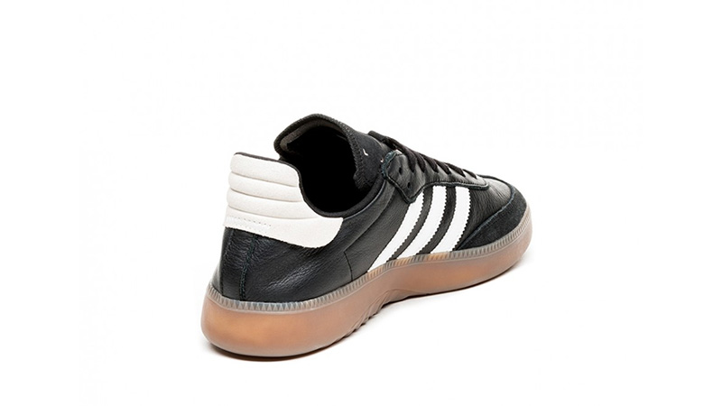 posterior Irradiar grua  adidas Samba RM Black Brown - Where To Buy - BD7539 | The Sole Supplier