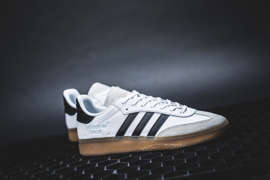 adidas Samba RM White Brown | Where To