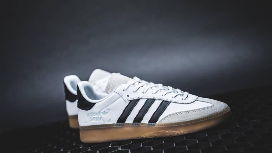 adidas Samba RM White Brown   Where To