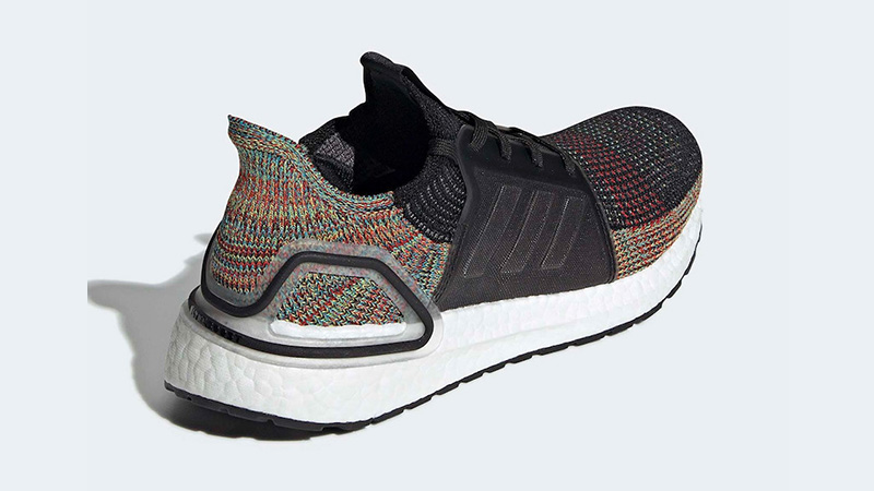 adidas Ultra Boost 2019 Multicolor Dark Pixel For Sale