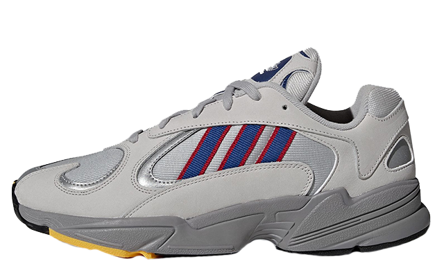adidas Yung 1 Grey Blue CG7127