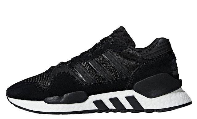 adidas ZX930 x EQT Never Made Pack Triple Black EE3649