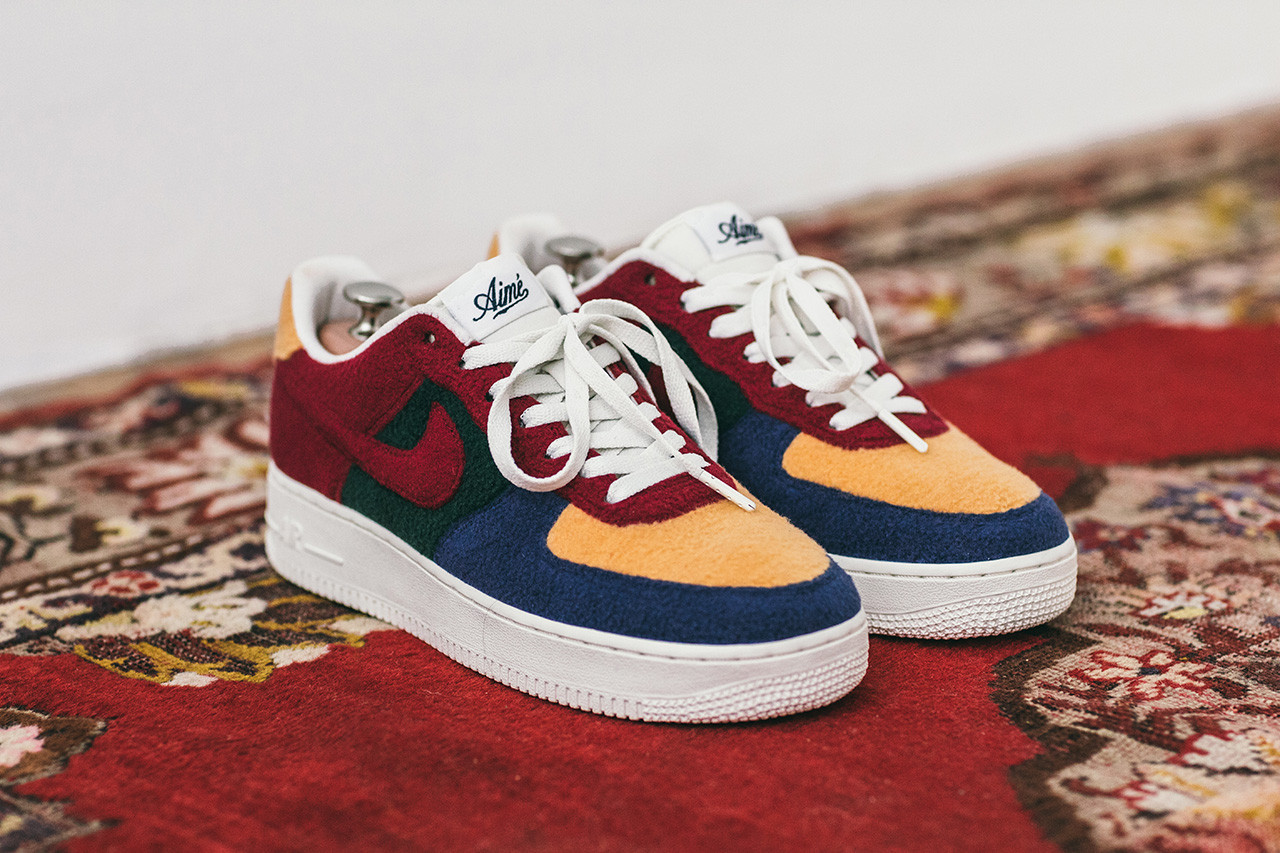 An Ultra Exclusive Nike Air Force 1