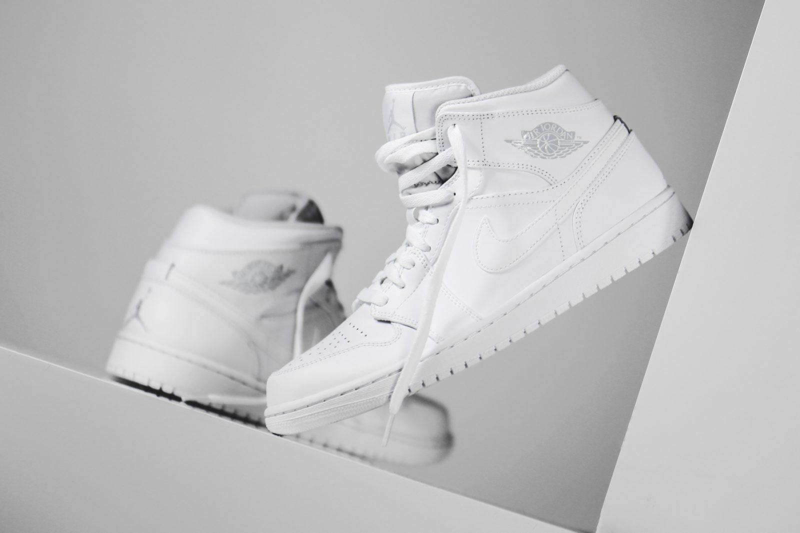 hot product on wholesale los angeles The Air Jordan 1 'Triple White' Is As Clean As It Gets | The Sole ...
