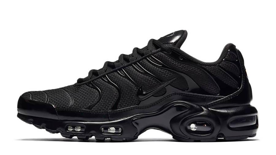 Nike TN Air Max Plus Triple Black 604133-050