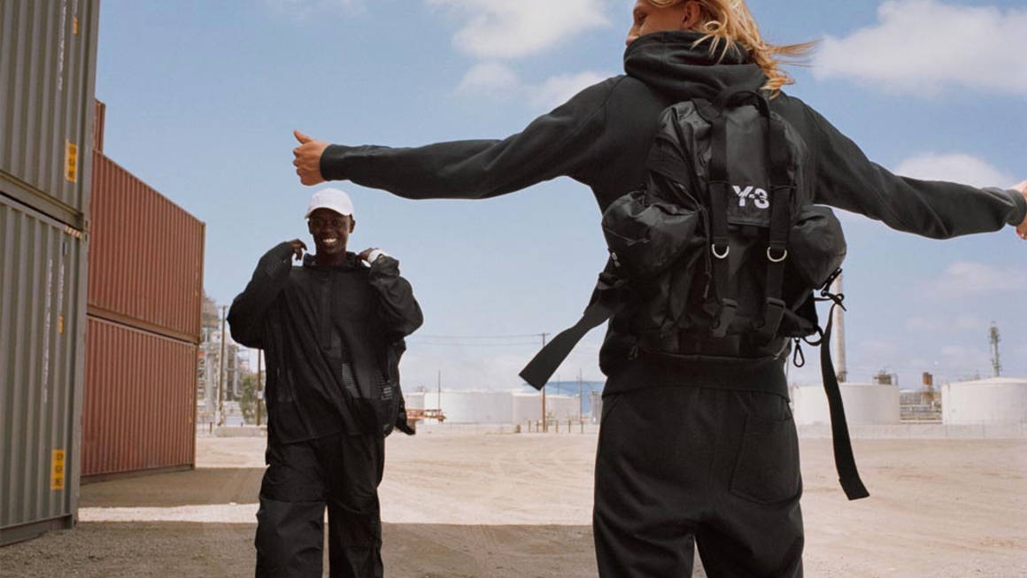 adidas Y-3's Spring/Summer 2019 Collection Is Lighter Than Lightweight
