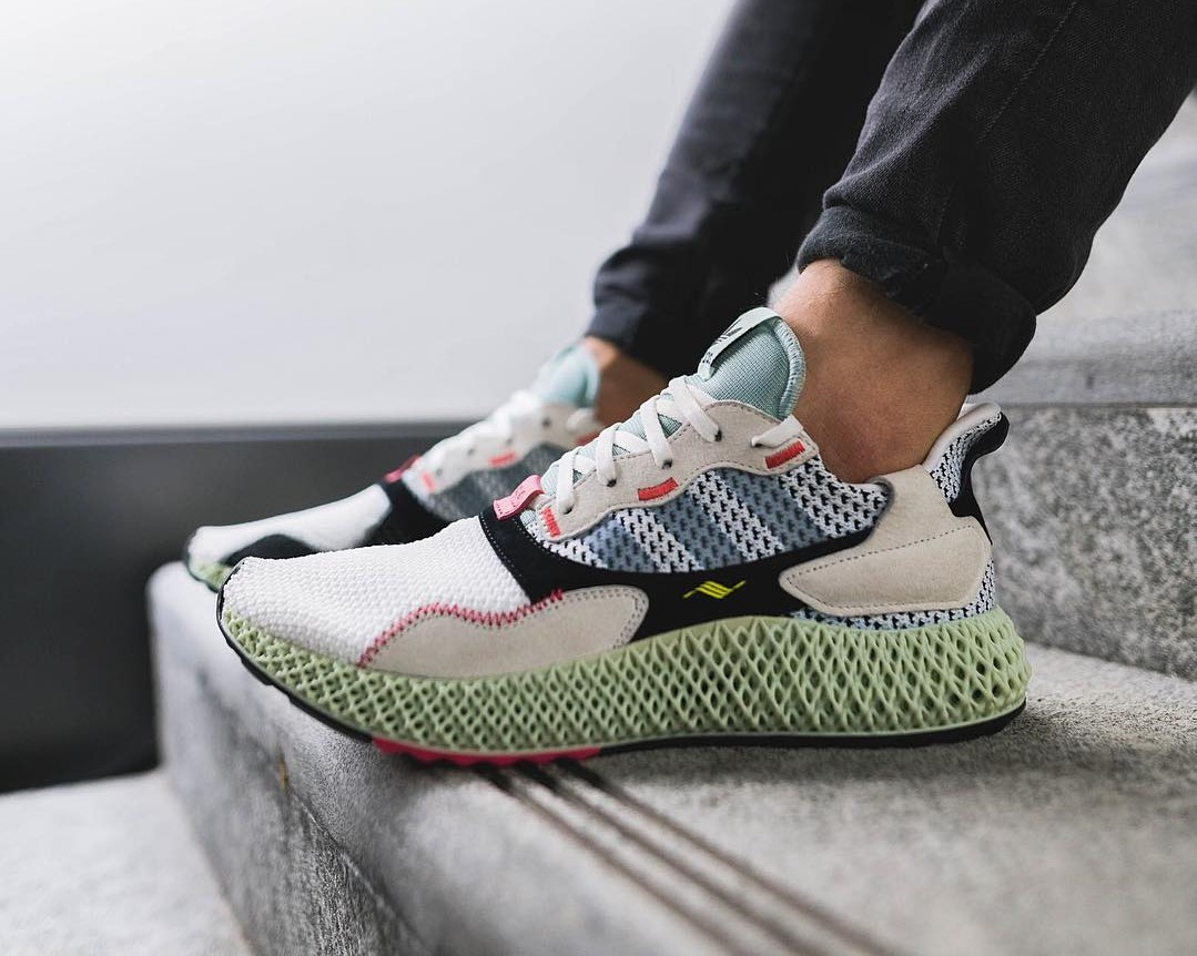 Here's 5 Reasons Why You'll Need To Cop The adidas ZX 4000