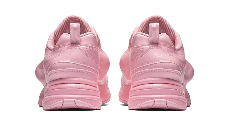 Martine Rose x Nike Air Monarch IV Pink