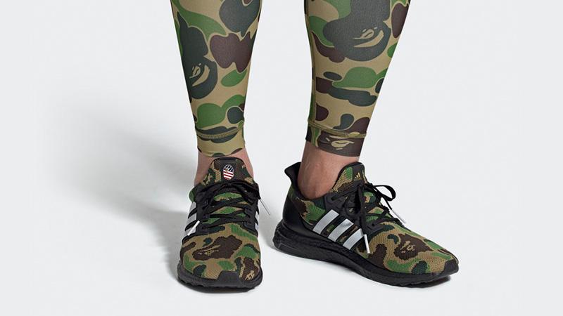bape x adidas ultra boost release date