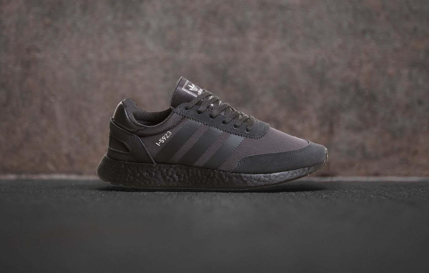 Don't Sleep On The adidas Originals I-5923 'Carbon'!