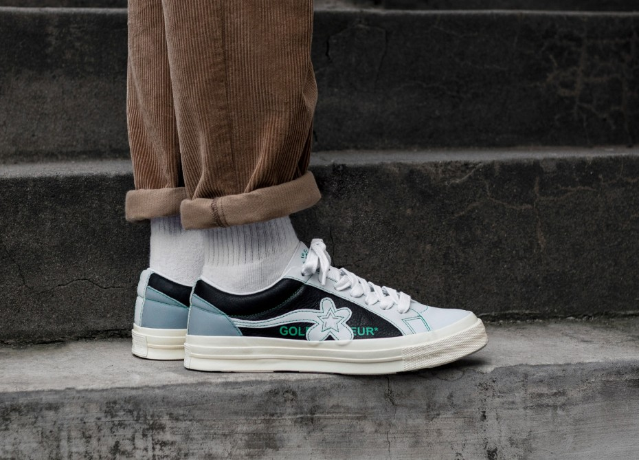 Converse x Golf Le Fleur One Star Industrial