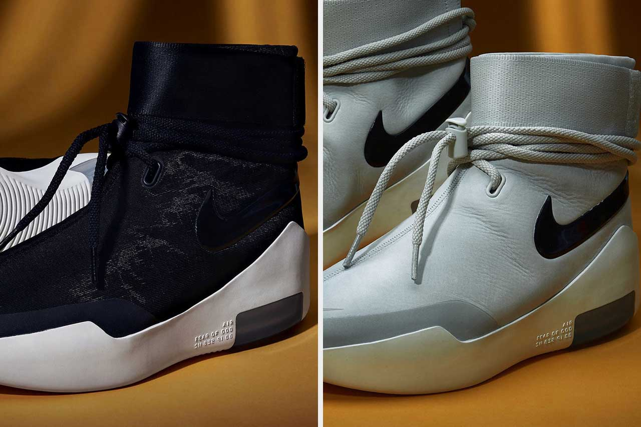 Nike Air Fear Of God Shoot Around Black