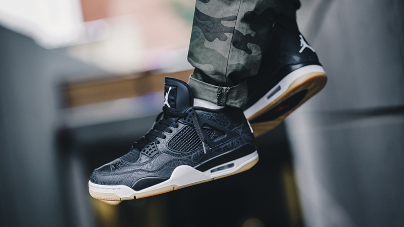 Jordan 4 Black Laser | Where To Buy
