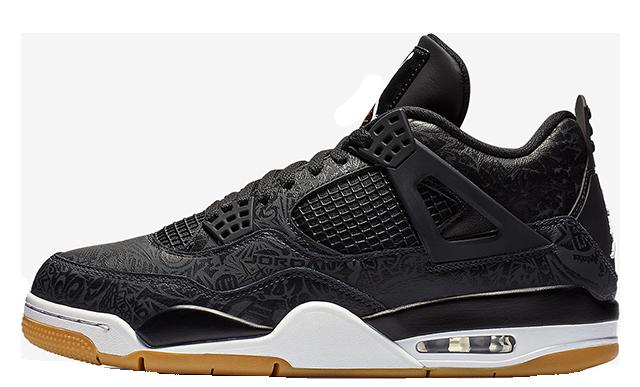 Jordan 4 Black Laser CI1184-001