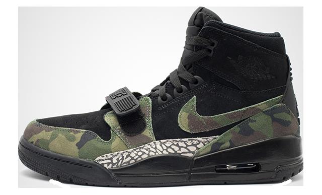 Jordan Legacy 312 Black Green | AV3922-003 03