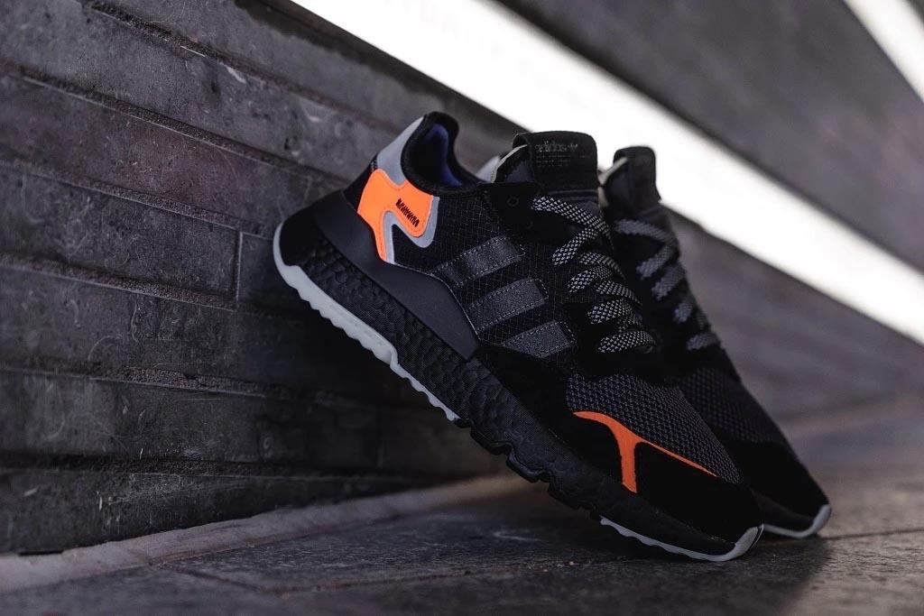 adidas Nite Jogger OG Black Orange
