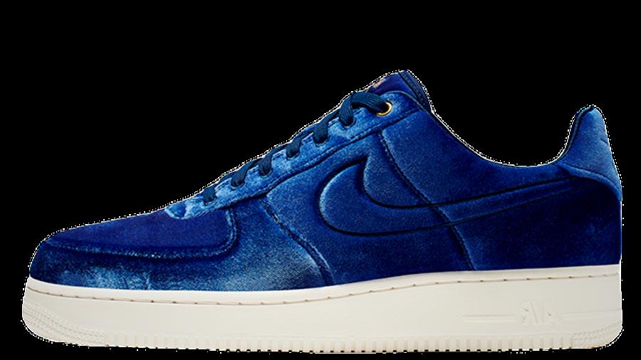 Nike Air Force 1 07 Premium 3 Blue