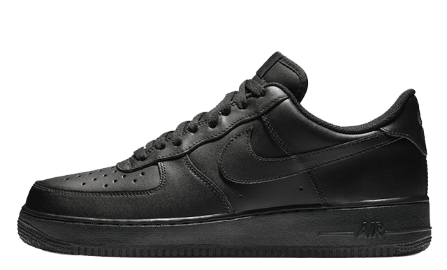 Nike Air Force 1 07 Triple Black 315122-001
