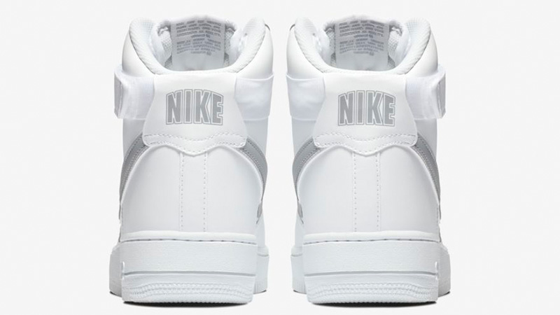 Nike Air Force 1 High 07 3 White Grey