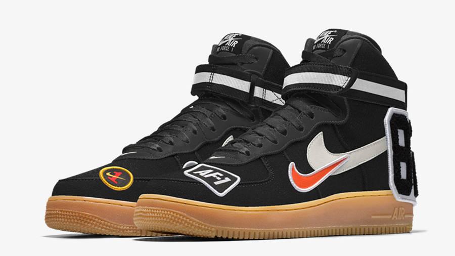 Nike Air Force 1 High Premium iD By You