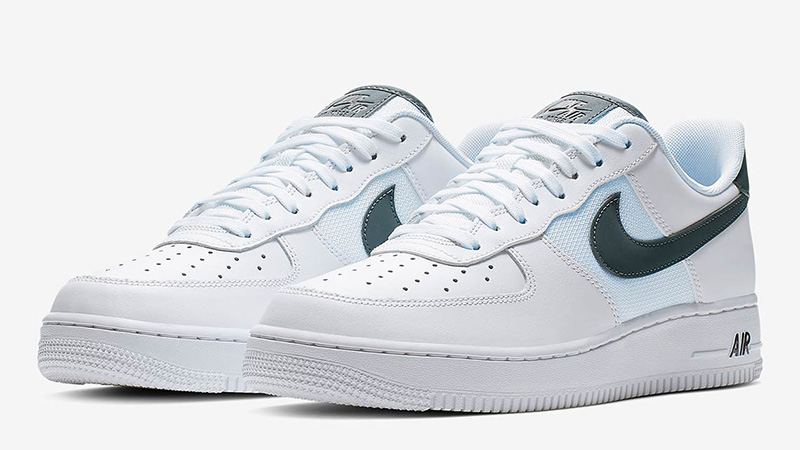 Nike Air Force 1 Low Trainers BV1278 001 | Black