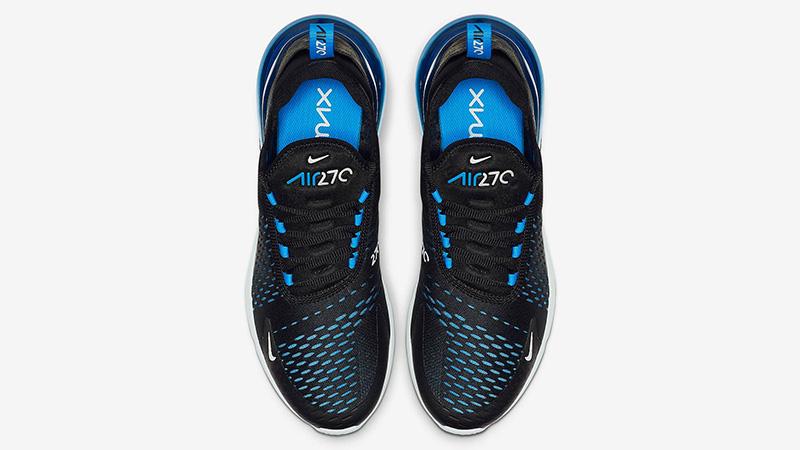 Nike Air Max 270 Blue Black