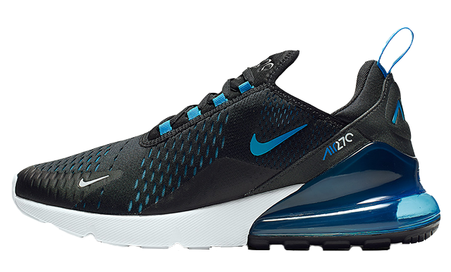 factory outlet release date for whole family Nike Air Max 270 Blue Black - Where To Buy - AH8050-019 | The Sole ...