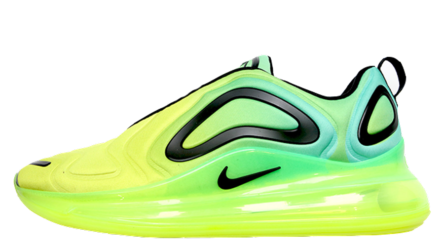segunda mano Caliza Post impresionismo  Nike Air Max 720 Neon | Where To Buy | AO2924-701 | The Sole Supplier