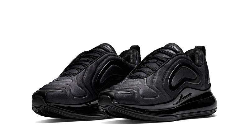 Nike Air Max 720 Total Black