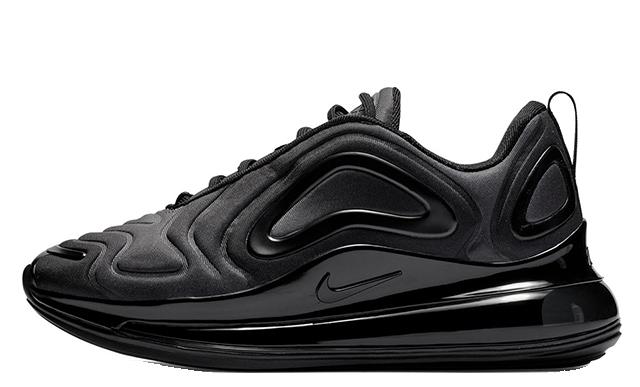 Nike Air Max 720 Black Total Eclipse