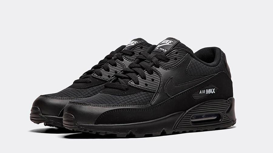 Nike Air Max 90 Essential Black | Where To Buy | AJ1285-019 | The ...