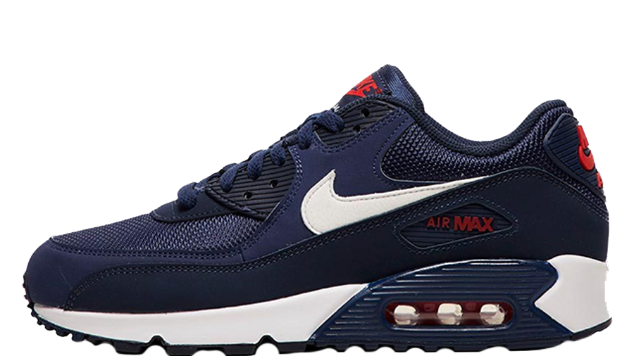 Nike Air Max 90 Essential Midnight Navy White | Where To Buy ...