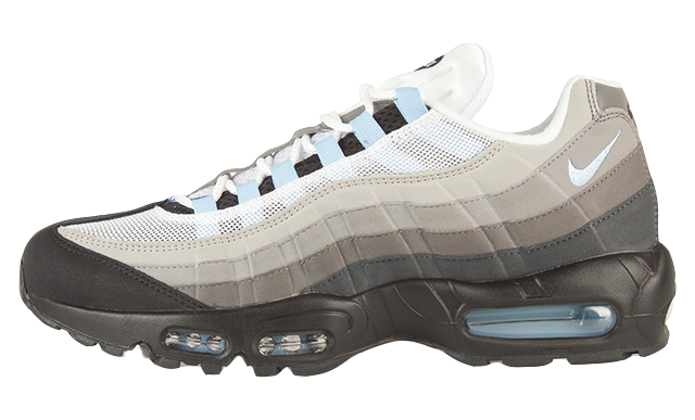 Nike Air Max 95 Grey Blue Where To Buy Cd1529 001 The Sole