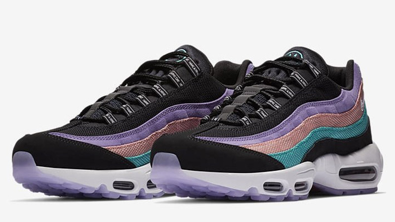 Nike Air Max 95 Have A Nike Day Black