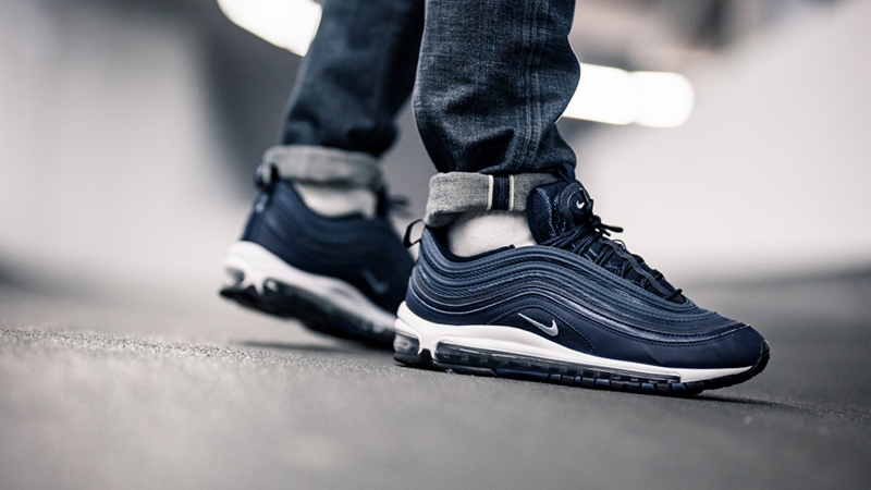 hermosa Muscular de primera categoría  Nike Air Max 97 Essential Obsidian | Where To Buy | BV1986-400 | The Sole  Supplier