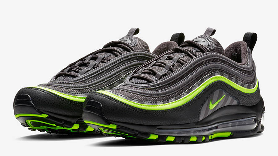 Nike Air Max 97 I-95 Pack Black Green