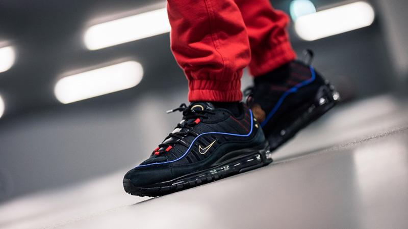 air max 98 black blue release date