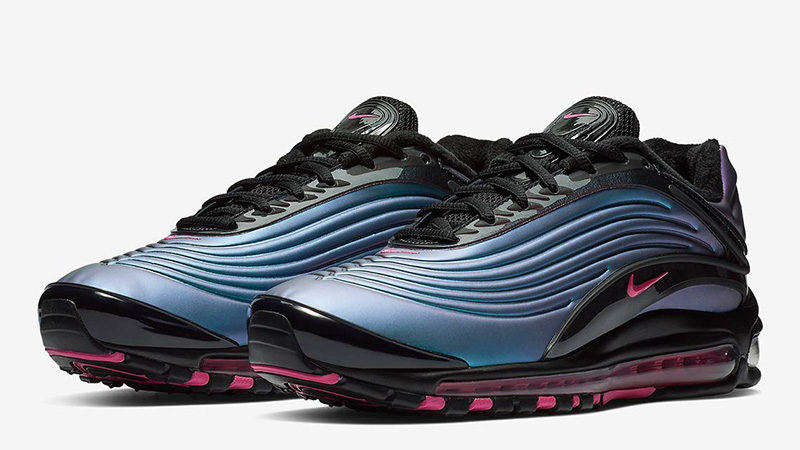 Premio A gran escala difícil  Nike Air Max Deluxe Throwback Future - Where To Buy - AJ7831-004 | The Sole  Supplier