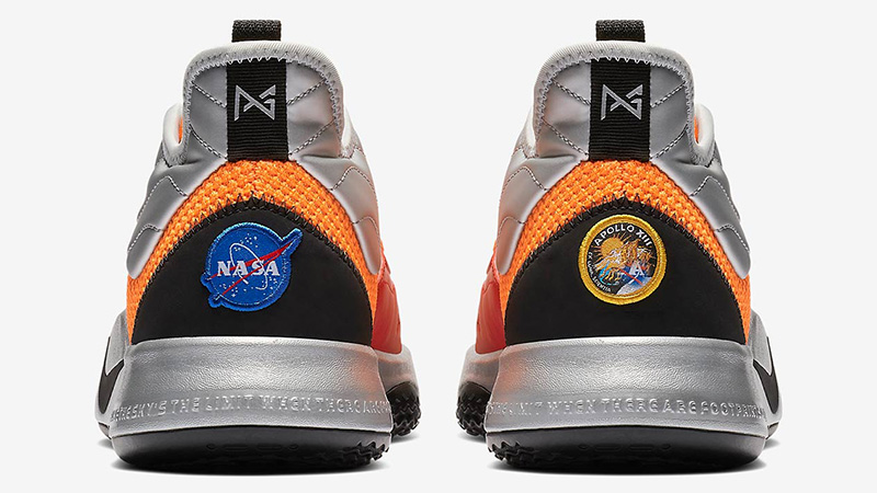 bello e affascinante fornire un sacco di nuovo aspetto Nike PG 3 NASA - Where To Buy - CI2666-800 | The Sole Supplier